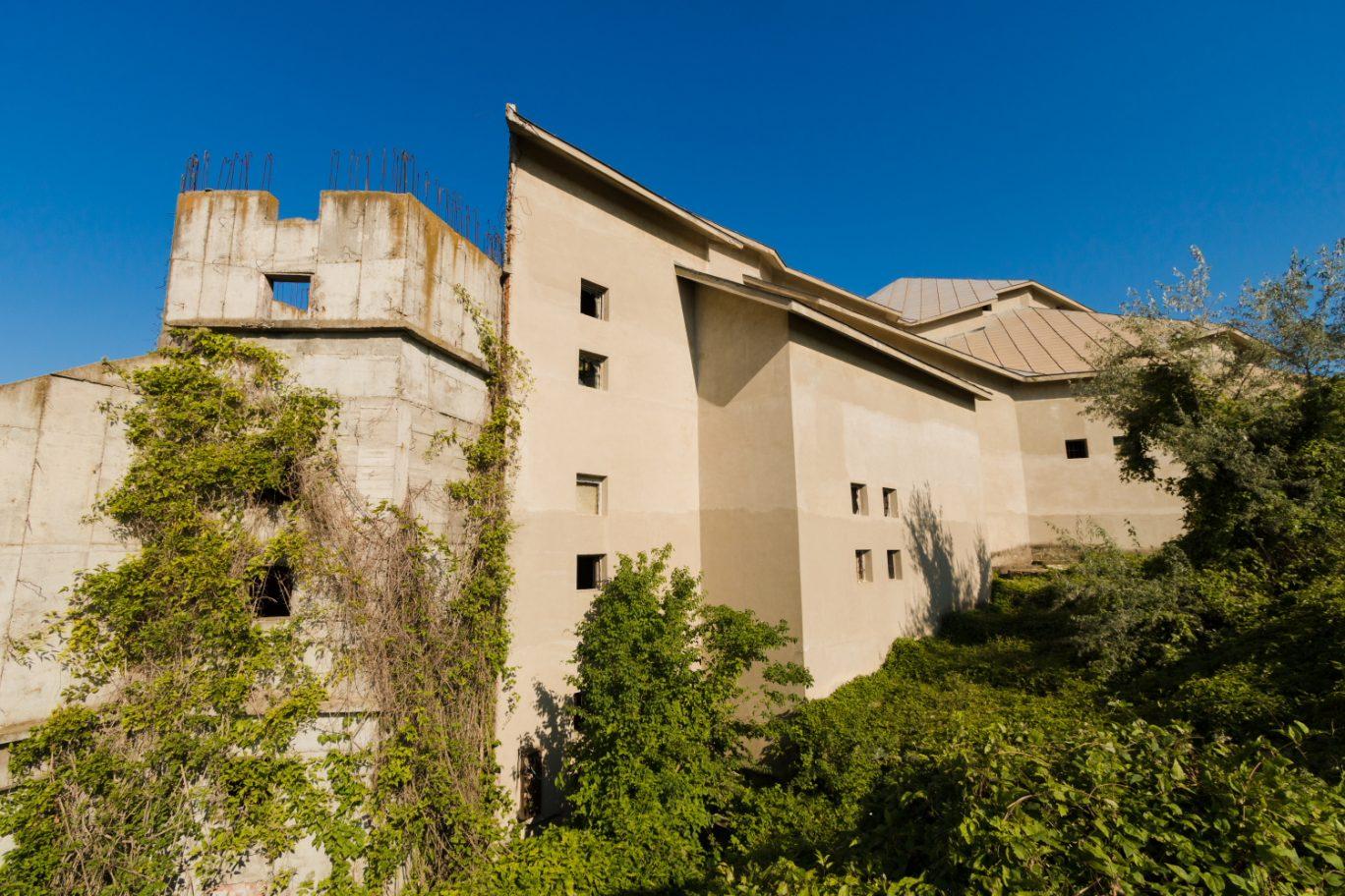 Мурфатларския скален комплекс