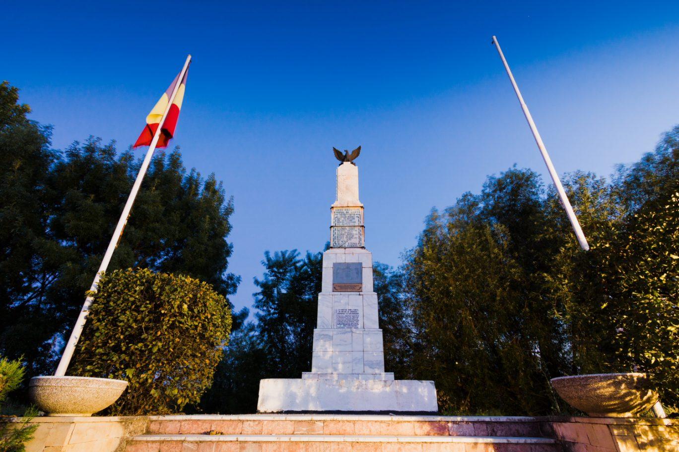 Паметникът на героите Мурфатлар
