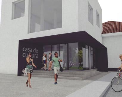 Разширяване и обновяване на културен дом – Мурфатлар
