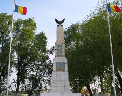 Рехабилитация на паметника на героите в Мурфатлар