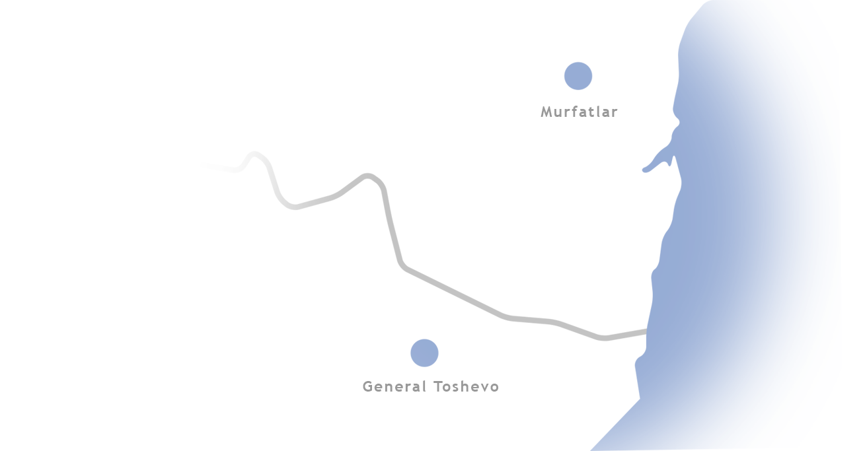 Cross-border regionGeneral Toshevo - Murfatlar